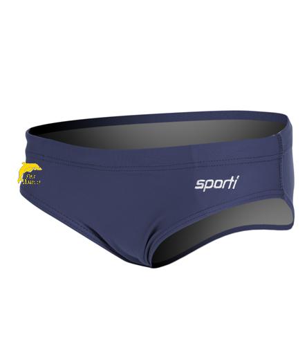 Del Amigo Size 22 Youth Brief - Sporti Solid Swim Brief  Swimsuit Youth (22-28)