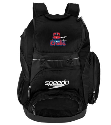 South Davis Masters - Speedo Large 35L Teamster Backpack