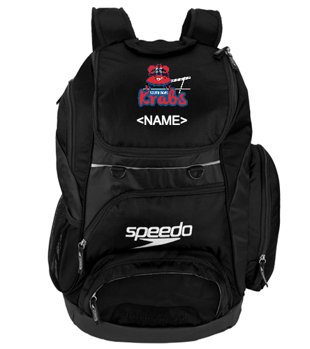 Speedo Backpack with Name  - Speedo Large 35L Teamster Backpack