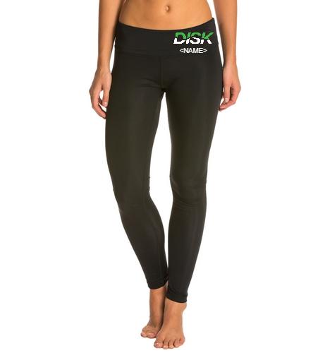 DISK Team Swim Leggings - Sporti Active Swim Legging