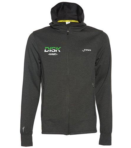 DISK Swim Jacket (men) - FINIS Men's Tech Jacket