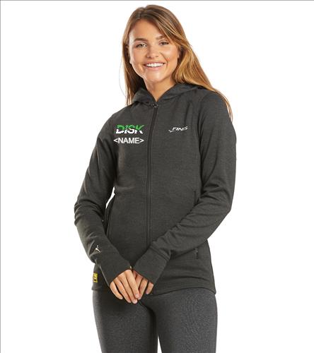 Team Swim Jacket - FINIS Women's Tech Jacket