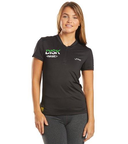 DISK Team Polo  - FINIS Women's Tech Polo
