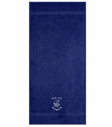AESC Beach Towel - Royal Comfort Terry Cotton Beach Towel 32 x 64