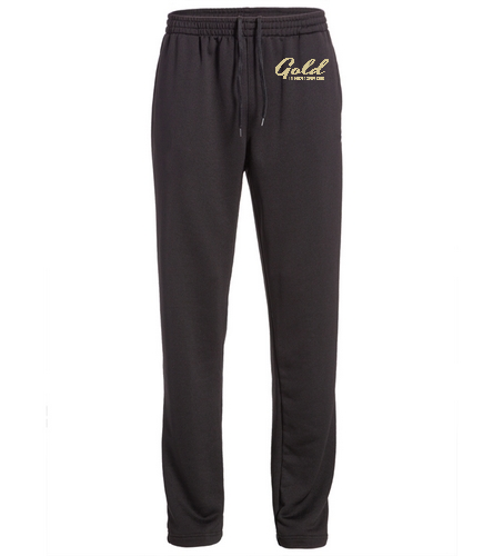 gold team tyr mens warm up pant  - TYR Alliance Victory Male Warm Up Pant