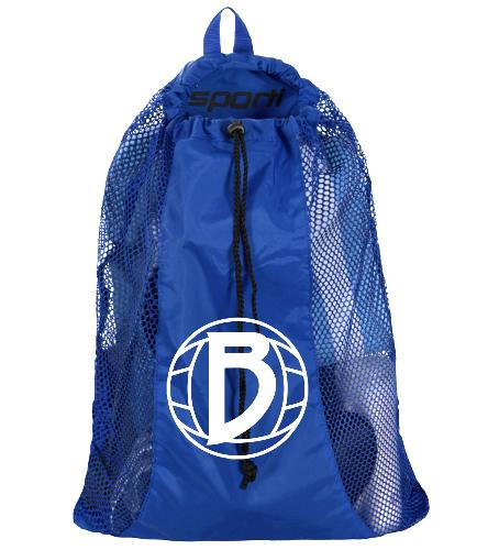 Mesh bag BIWPC - Sporti Premium Mesh Backpack