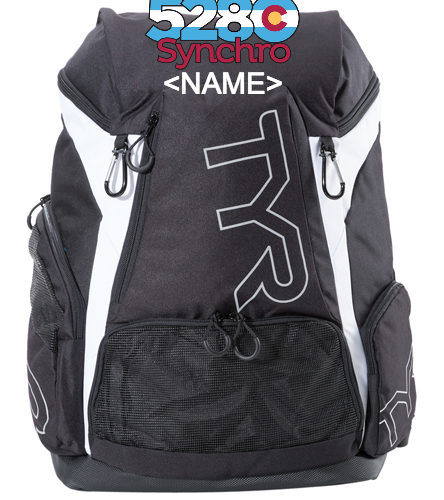 Revised 5280 Team bag - TYR Alliance 45L Backpack