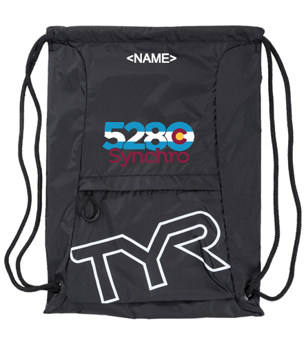 5280 Draw String - TYR Draw String Sack Pack