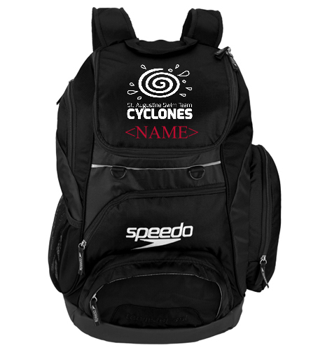 Speedo Black Backpack - Speedo Large 35L Teamster Backpack