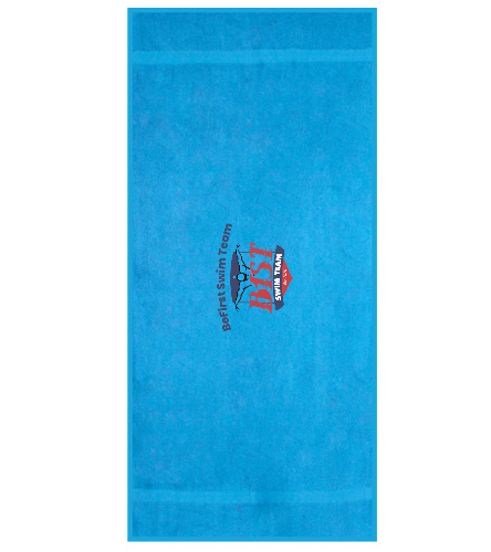 B1-swim - Royal Comfort Terry Cotton Beach Towel 32 x 64