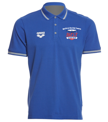 Arena Unisex  - Arena Unisex Team Line Cotton Pique Polo