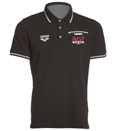 Arena Unisex Team B1ST - Arena Unisex Team Line Cotton Pique Polo