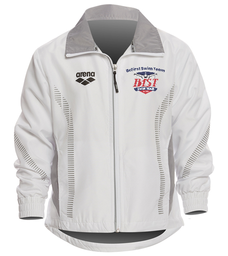 B1ST - Arena Youth Team Line Ripstop Warm Up Jacket