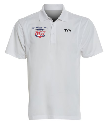B1ST  - TYR Men's Alliance Tech Polo