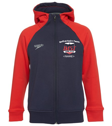 B1ST  - Speedo Youth Team Jacket