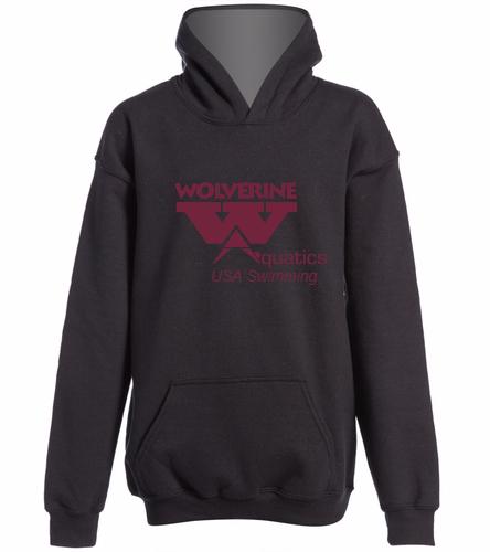 WAC Youth Sweatshirt - SwimOutlet Youth Heavy Blend Hooded Sweatshirt