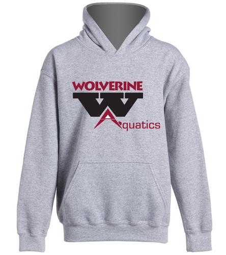 WAC - SwimOutlet Youth Heavy Blend Hooded Sweatshirt