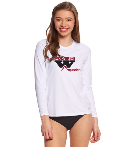 WAC - Xcel Women's VentX Long Sleeve Swim Shirt