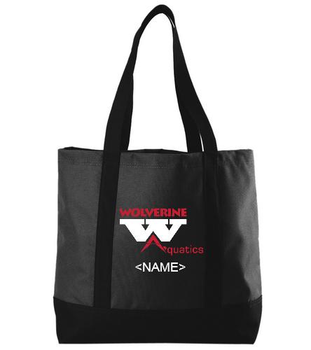 WAC Tote Bag - SwimOutlet Day Tote