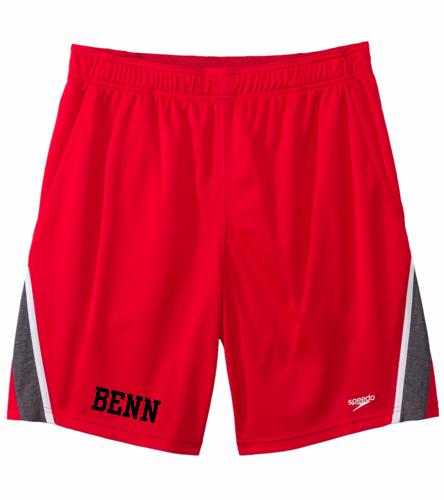 BENN - Speedo Men's Splice Team Short