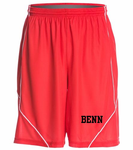 BENN - SwimOutlet Men's Mesh Short