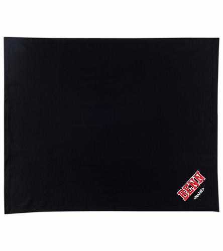 BENN Black - SwimOutlet Stadium Blanket