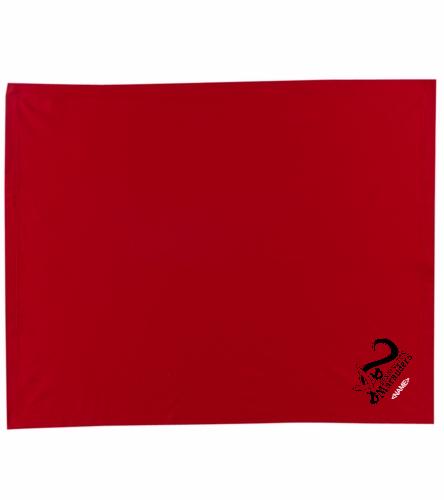 BENN Red - SwimOutlet Stadium Blanket
