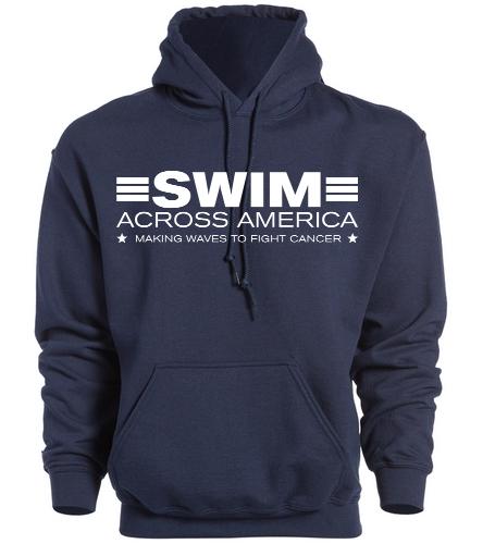 SAA Hoodie - SwimOutlet Heavy Blend Unisex Adult Hooded Sweatshirt