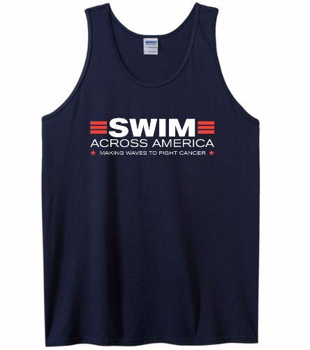 SAA - SwimOutlet Men's Cotton Tank Top