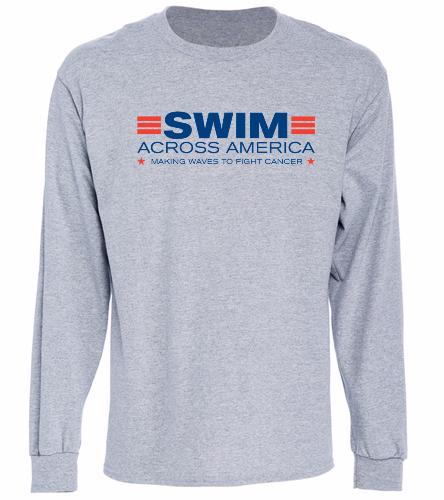 SAA - SwimOutlet Cotton Unisex Long Sleeve T-Shirt