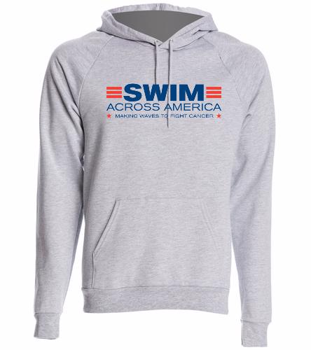 SAA - SwimOutlet Unisex California Fleece Pullover Hoodie