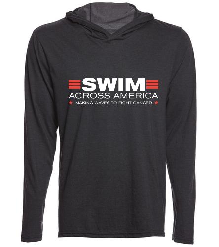 SAA -  - SwimOutlet Men's Perfect Long Sleeve Hoodie