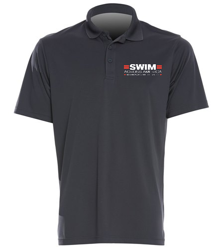 SAA - Men's  - SwimOutlet Sport-Tek®PosiCharge® Competitor™Polo