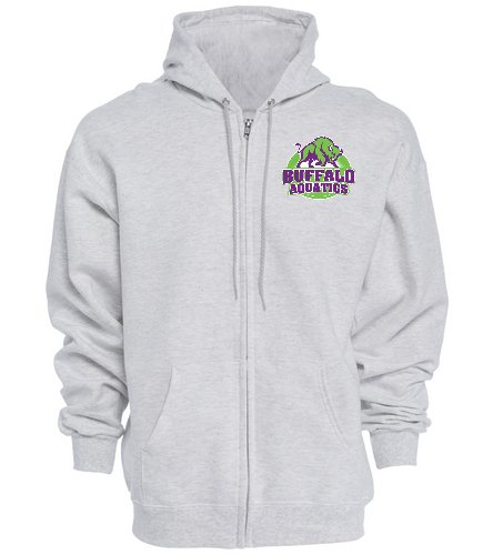 thick hoodie REV - SwimOutlet Unisex Adult Full Zip Hoodie