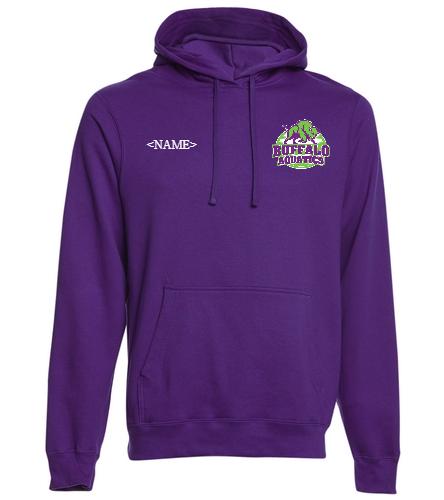 hoodie purple REV - SwimOutlet Adult Fan Favorite Fleece Pullover Hooded Sweatshirt