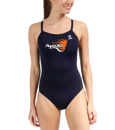 Yeam suit - TYR Durafast Solid Diamondfit One Piece Swimsuit