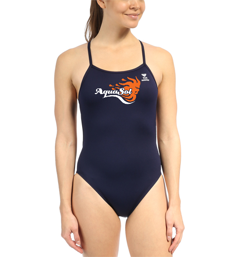 Team Suit - TYR Durafast Elite Crosscutfit One Piece Swimsuit