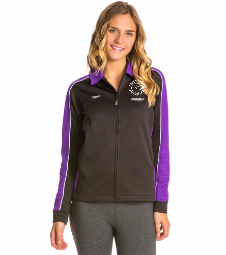 Storm - Speedo Streamline Female Warm Up Jacket