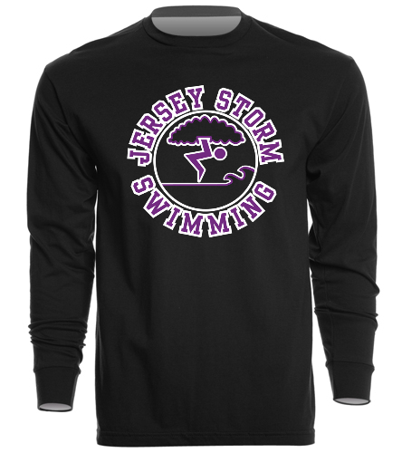 Storm  - SwimOutlet Unisex Long Sleeve Crew/Cuff