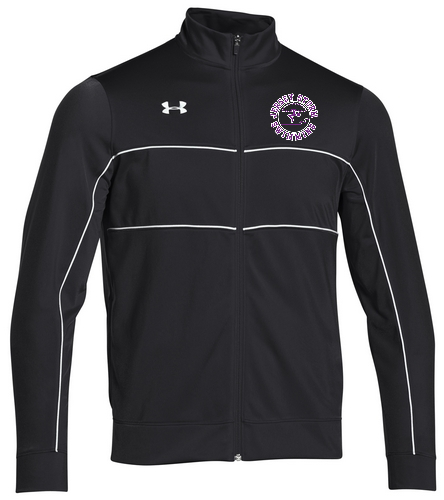 Jersey Storm - Under Armour Men's Rival Knit Warm-Up Jacket