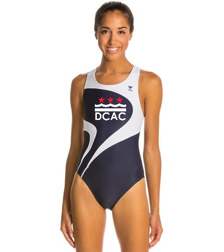 DCAC TYR Alliance T-Splice Maxfit One Piece Swimsuit - TYR Alliance T-Splice Maxfit One Piece Swimsuit