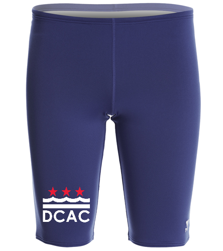DCAC Team Jammer - TYR Durafast Elite Solid Jammer Swimsuit