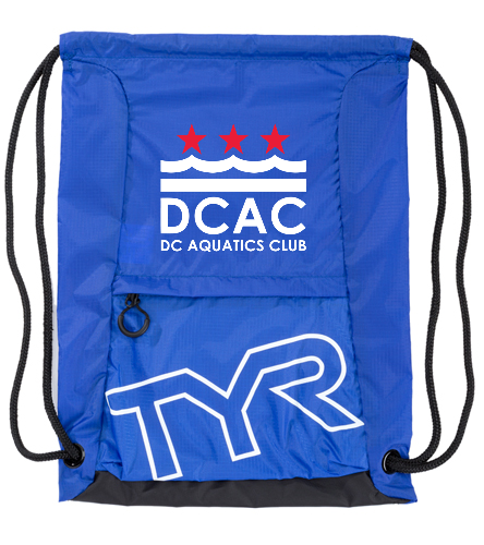 DCAC Draw String  - TYR Draw String Sack Pack