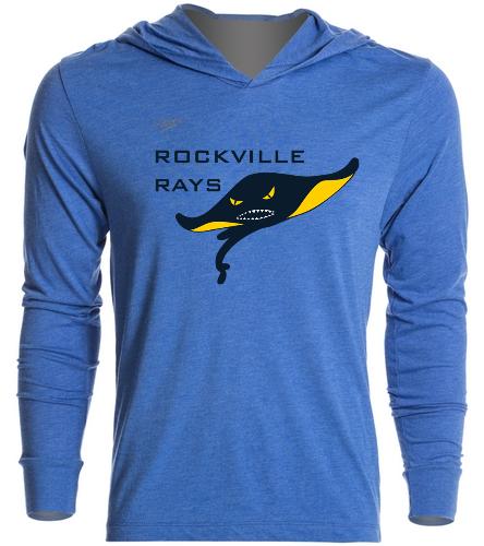 Rays Royal - Speedo Unisex Pull Over Hoodie