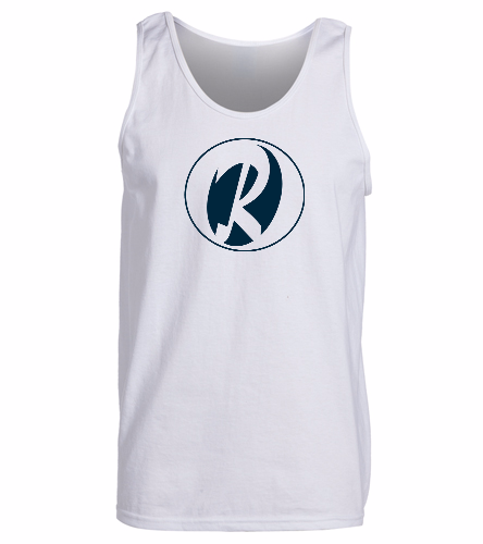 Rays White -  Ultra Cotton Adult Tank Top