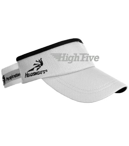 HighFive Headsweats SuperVisor White - Headsweats SuperVisor