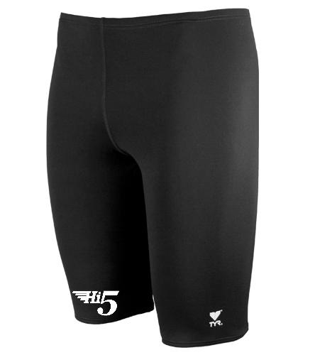 HighFive TYR Durafast Solid Jammer Swimsuit - TYR Durafast Solid Jammer Swimsuit