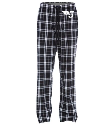 HighFive-flannel pj pants - District Flannel Plaid Pant