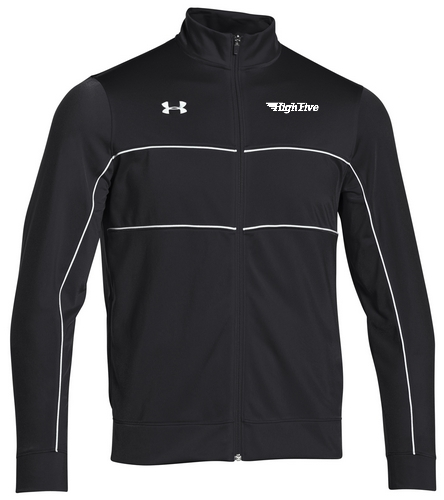 HighFive - Under Armour Men's Rival Knit Warm-Up Jacket