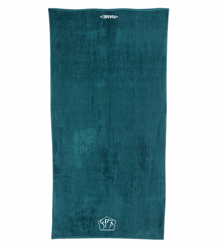 SPP Towel 2 - Royal Comfort Terry Velour Beach Towel 32 X 64